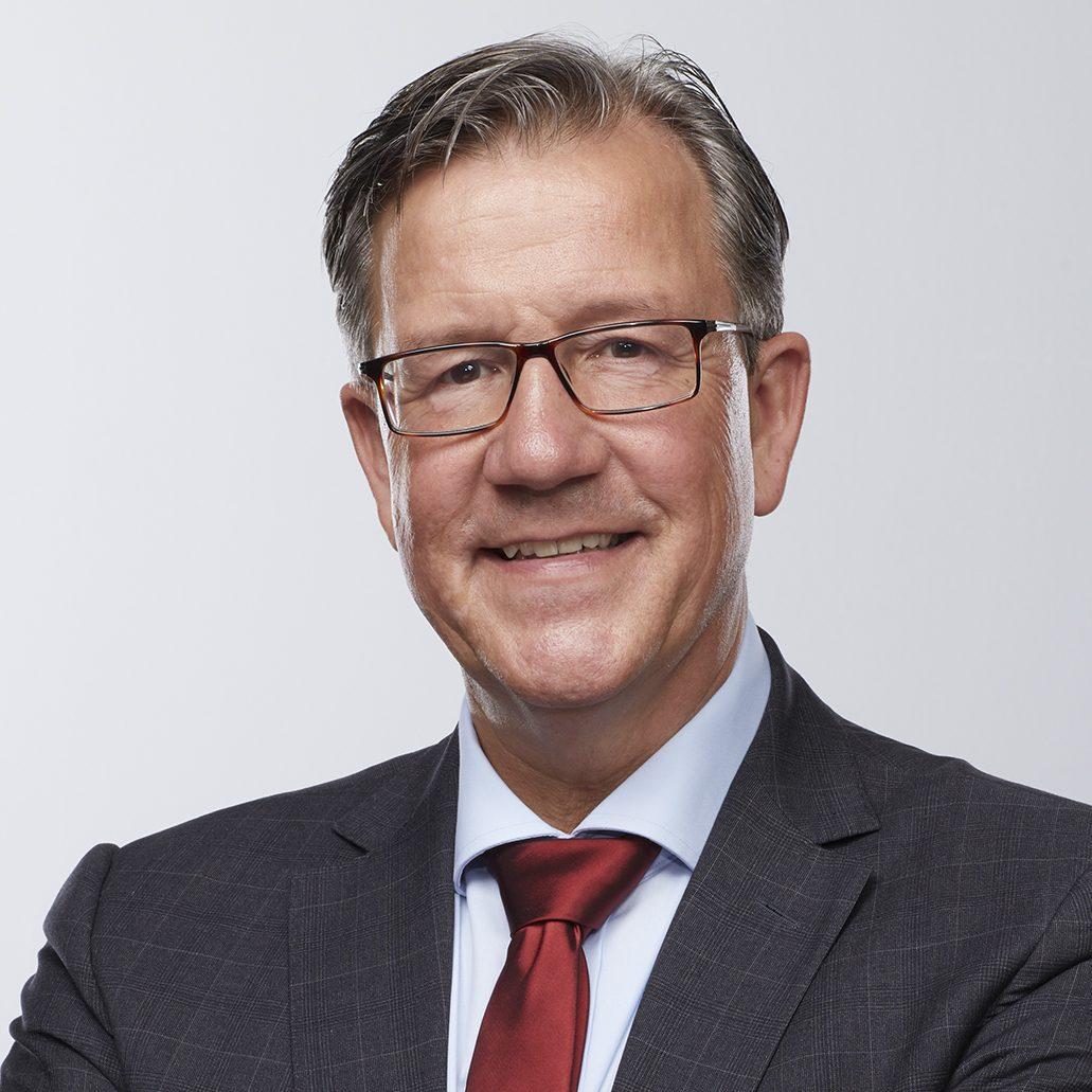 Portrait von Bernhard Köppler